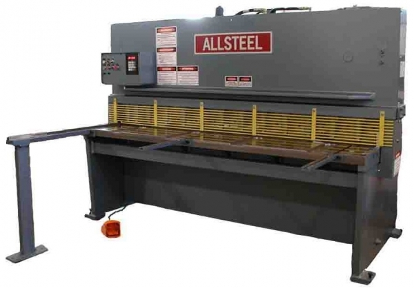 Allsteel Hydro-Mechanical Maxi Shears