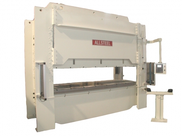 Allsteel Straight Side Press